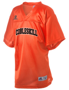 State University of New York at Cobleskill Fighting Tigers Russell Kid's Replica Football Jersey