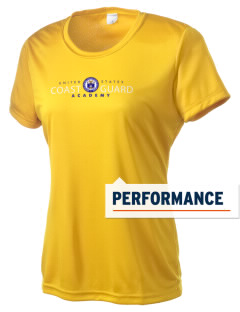 United States Coast Guard Academy Bears Women's Competitor Performance T-Shirt