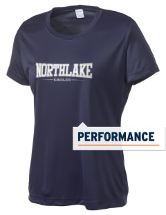 Northlake Elementary School Eagles Women's Competitor Performance T-Shirt