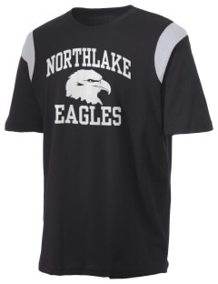 Northlake Elementary School Eagles Holloway Men's Rush T-Shirt