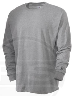 Edwards AFB  Russell Men's Long Sleeve T-Shirt