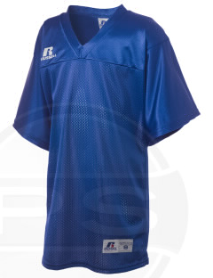 Edwards AFB Russell Kid's Replica Football Jersey