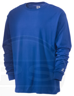 Andrews AFB  Russell Men's Long Sleeve T-Shirt
