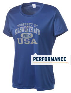 Ellsworth AFB Women's Competitor Performance T-Shirt