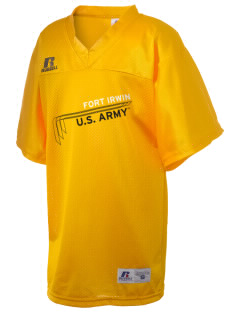 Fort Irwin Russell Kid's Replica Football Jersey
