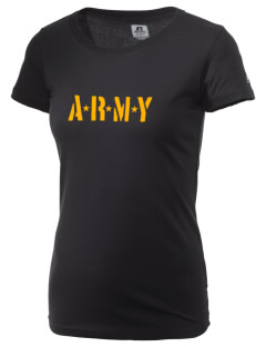 Walter Reed Army Medical Center  Russell Women's Campus T-Shirt