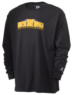 Hunter Army Airfield  Russell Men's Long Sleeve T-Shirt