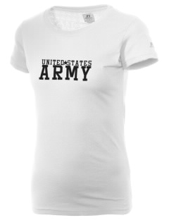 Hunter Army Airfield  Russell Women's Campus T-Shirt
