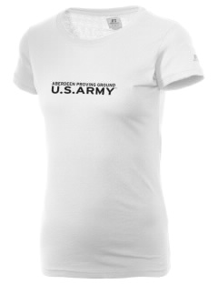 Aberdeen Proving Ground  Russell Women's Campus T-Shirt