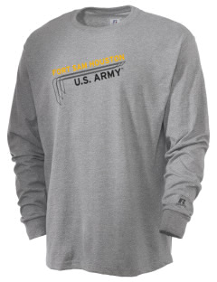 Fort Sam Houston  Russell Men's Long Sleeve T-Shirt