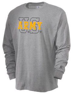 Fort Monroe  Russell Men's Long Sleeve T-Shirt