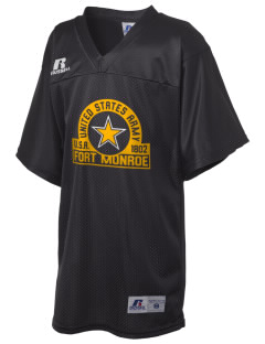 Fort Monroe Russell Kid's Replica Football Jersey