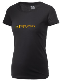 Fort Story  Russell Women's Campus T-Shirt