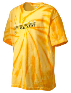 Bluegrass Army Depot Kid's Tie-Dye T-Shirt