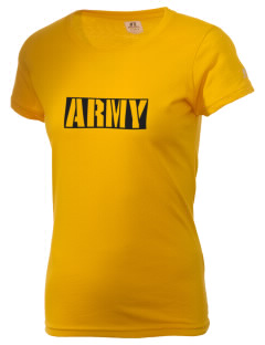 Bluegrass Army Depot  Russell Women's Campus T-Shirt