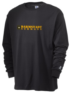 Darmstadt  Russell Men's Long Sleeve T-Shirt