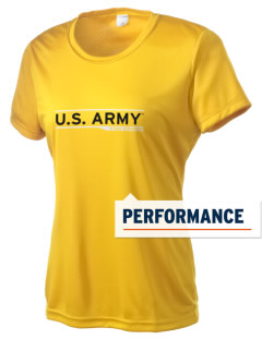 Camp DarbyLivorno Women's Competitor Performance T-Shirt