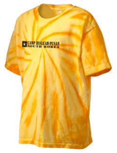 Camp Hialeah-Pusan Kid's Tie-Dye T-Shirt