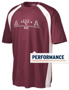 Delta Psi Alpha Men's Dry Zone Colorblock T-Shirt