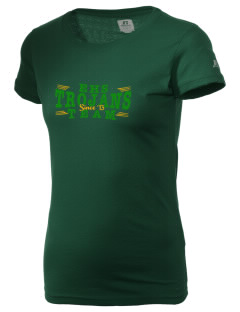 Edgewood High School Trojans  Russell Women's Campus T-Shirt