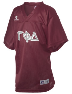 Gamma Phi Delta Russell Kid's Replica Football Jersey