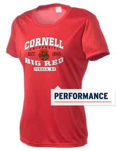 Cornell University Big Red Women's Competitor Performance T-Shirt