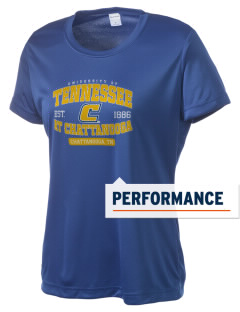 University of Tennessee at Chattanooga Mocs Women's Competitor Performance T-Shirt