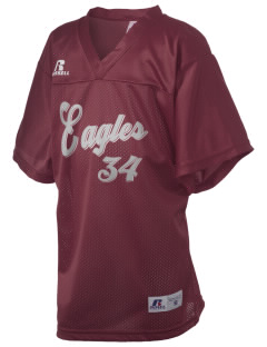 Eagle Peak Middle School Eagles Russell Kid's Replica Football Jersey