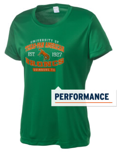 University of Texas-Pan American Broncs Women's Competitor Performance T-Shirt
