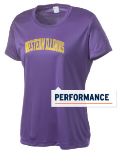 Western Illinois University Leathernecks Women's Competitor Performance T-Shirt