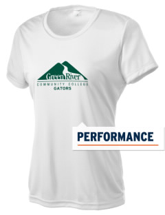 Green River Community College Gators Women's Competitor Performance T-Shirt