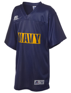 U.S. Navy Russell Kid's Replica Football Jersey