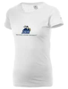 Northern Arizona University Lumberjacks  Russell Women's Campus T-Shirt