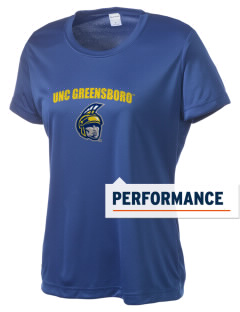 The University of North Carolina at Greensboro Spartans Women's Competitor Performance T-Shirt