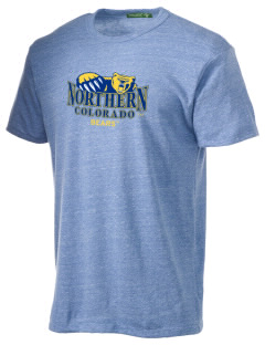 University of Northern Colorado Bears Alternative Men's Eco Heather T-shirt