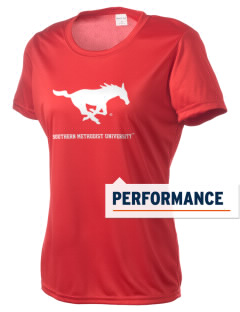 Southern Methodist University Mustangs Women's Competitor Performance T-Shirt