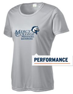 Mercy College Mavericks Women's Competitor Performance T-Shirt