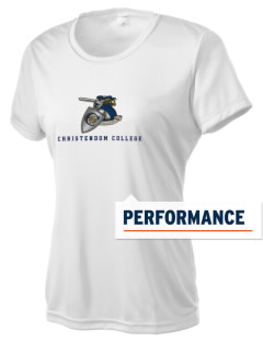 Christendom College Crusaders Women's Competitor Performance T-Shirt