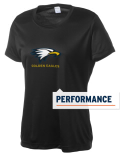 La Sierra University Golden Eagles Women's Competitor Performance T-Shirt