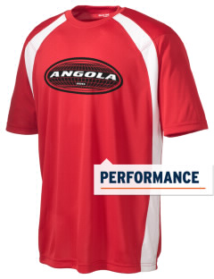 Angola Men's Dry Zone Colorblock T-Shirt