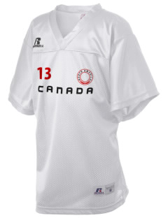 Canada Russell Kid's Replica Football Jersey