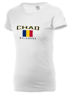 Chad  Russell Women's Campus T-Shirt