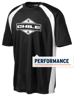 Chile Men's Dry Zone Colorblock T-Shirt