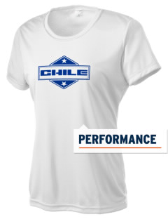 Chile Women's Competitor Performance T-Shirt