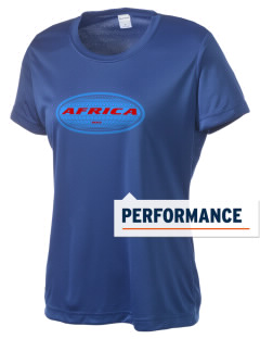 Democratic Republic of the Congo Women's Competitor Performance T-Shirt