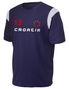 Croatia Holloway Men's Rush T-Shirt
