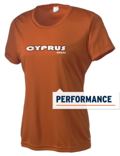 Cyprus Women's Competitor Performance T-Shirt