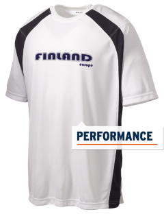Finland Men's Dry Zone Colorblock T-Shirt