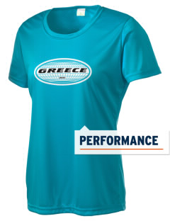 Greece Women's Competitor Performance T-Shirt