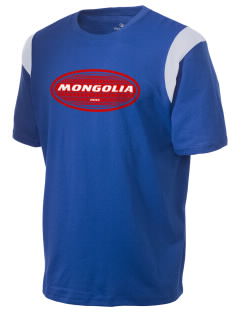 Mongolia Holloway Men's Rush T-Shirt